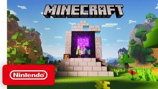Minecraft: Nether Update Trailer - Nintendo Switch