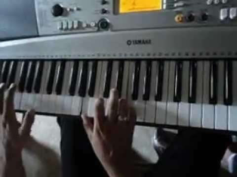 como tocar vallenato en piano