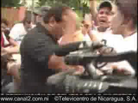 Dictadura de Ortega en accion