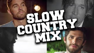 Best Slow Country Songs With Lyrics - Top Country Music Mix To Dance To