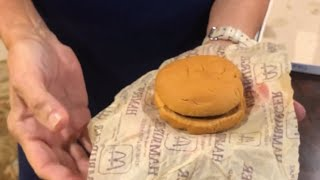 Hamburger Left in a Closet for 24 Years
