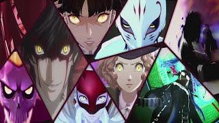 Persona 5 - All Persona Catalysts & Awakenings