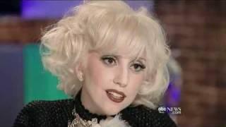 Lady Gaga - Interview with Barbara Walters [HD 720p]