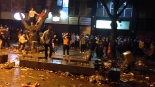 VIDEO: Velika tučnjava u Belo Horizonteu: Pogledajte tuču navijača Brazila i Argentine