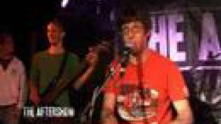 Gideon Conn - 'Trademark' Live @ The Aftershow 27/9/07