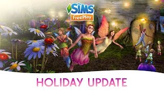 Festive update released for The Sims FreePlay