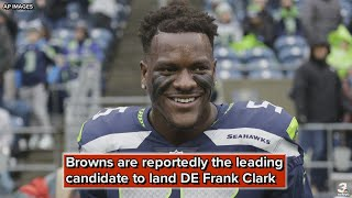 Report: Browns leading candidate to land DE Frank Clark