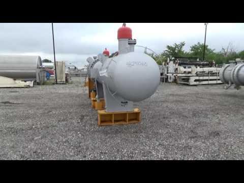 Unused- Ilsung Corporation U Tube Shell & Tube Heat Exchanger - stock # 48291065