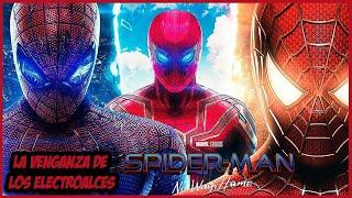 Los 3 Spiderman Estarán Por MUCHO Tiempo en el UCM – Spiderman No Way Home -