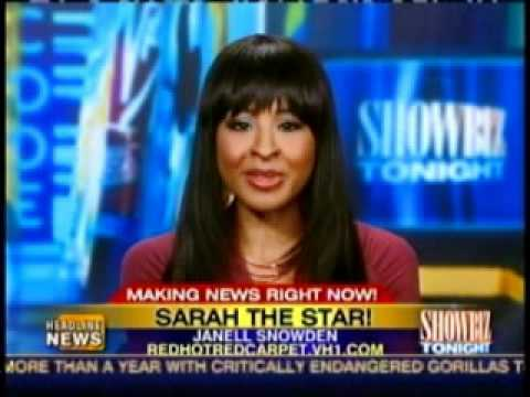 Jami Floyd on Showbiz Tonight Nov 25 2008