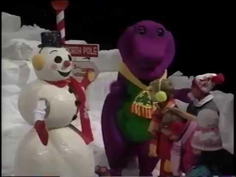 Barney And The Backyard Gang I Love You barney & the backyard gang: waiting for santa (original version