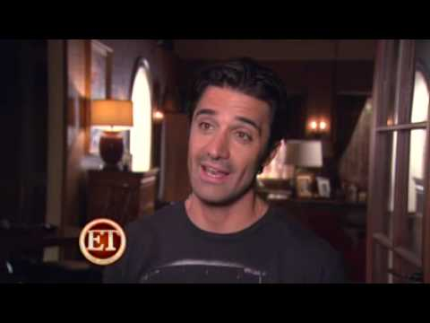 Gilles Marini Interview on Brothers and Sisters - YouTube
