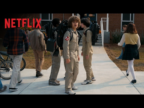 Stranger Things 2 | Super Bowl 2017