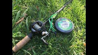 The Ultimate Baitcasting Frog Fishing Setup?! - Bass Fishing