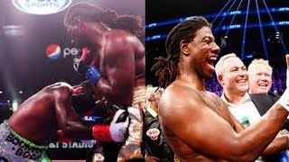 Charles Martin Get Decision Again Gregory Corbin Lands Four Low Blows, gets DQ'd