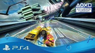 Wipeout omega collection :  bande-annonce