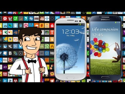 Top 10 apps for Samsung Galaxy S4 / S5