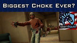 Biggest Choke in Counter-Strike History