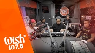 """Nexxus performs """"I'll Never Go"""" LIVE on Wish 107.5 Bus"""