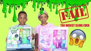 Worst Slime Package Ever!