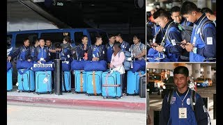 Rescued Thai soccer team lands in Hollywood to visit Universal Studios - Daily News