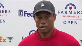 Tiger Woods comments on Kobe's passing