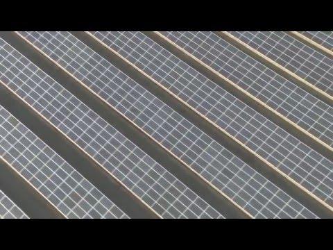 Arava Power's Ketura Sun Solar Field - השדה הסולארי של ערבה פאוור