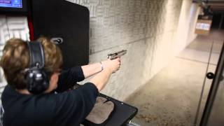 A Girl and a Gun women's shooting league