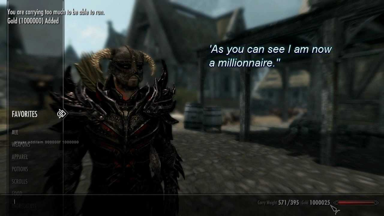 How to cheat on skyrim: 6 steps (with pictures) wikihow.