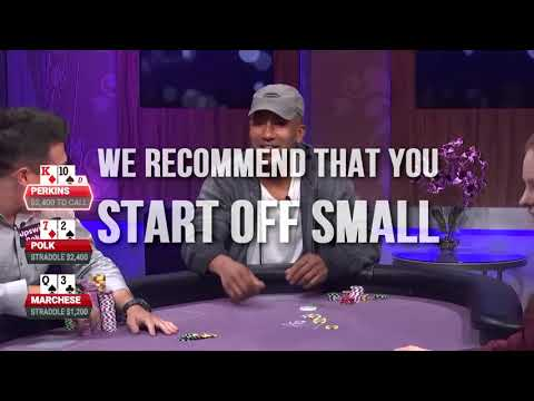 Learn to play Online poker