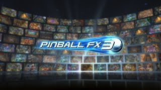 Pinball FX3 - Launch Trailer