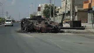 جنوب سوريا.. معركة النظام بعد دمشق     -