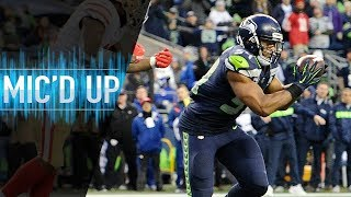 """Bobby Wagner Mic'd Up vs. 49ers """"I had to get a pick-6 in front of you!"""" 