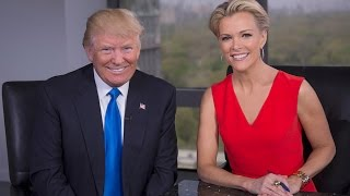 Megyn Kelly Interview with Donald Trump