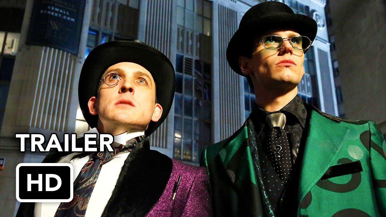 Gotham Staffel 5 Start