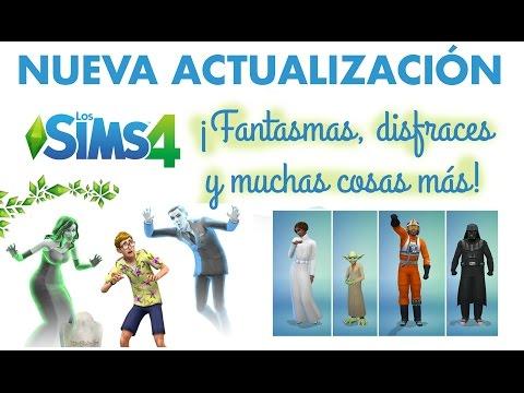 Los Sims 4 - Nueva actualización