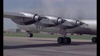 "Six Turning Four Burning - Convair B-36 ""Peacemaker"" (HD)"