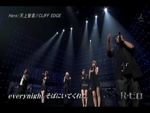 [HQ LIVE]  102908 Tenjochiki/CSJH The Grace/TSZX - Here