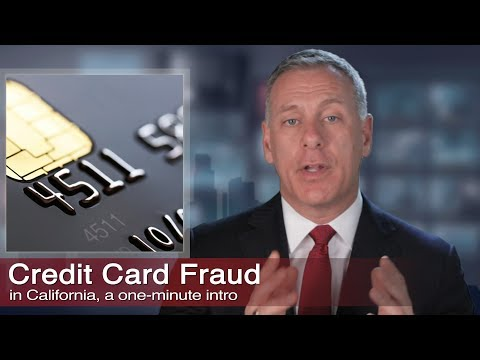 323-464-6453  More credit card fraud legal info: http://www.losangelescriminallawyer.pro/credit-card-fraud-penal-code-484e-484f-484g-484h-484i-484j-pc.html  Call for a free consultation with the Kraut Law Group 24 hours-a-day, seven days-a-week, for help with your credit card fraud legal...