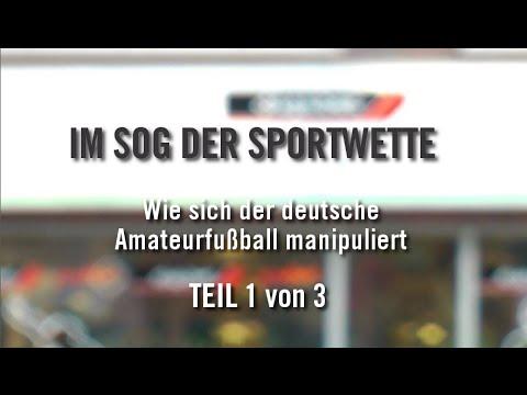 Spiel- und Wettmanipulation im Amateurfußball Reportage Teil 1 | ELBKICK.TV