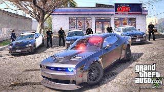 GTA 5 MODS LSPDFR 891 - DETECTIVE WORK!!! (GTA 5 REAL LIFE PC MOD) HELLCAT