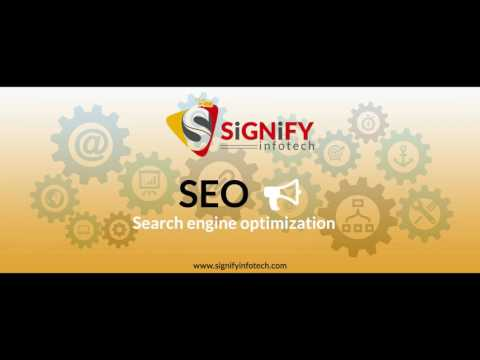Custom Web Design and Development service provider - Signify Infotech