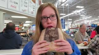 Lunch at Sam's Club