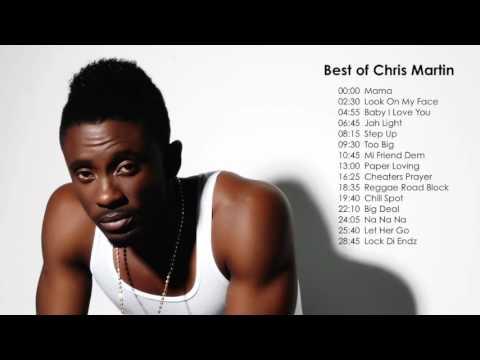 CHRISTOPHER MARTIN - BEST OF CHRIS MARTIN mixed by Josh