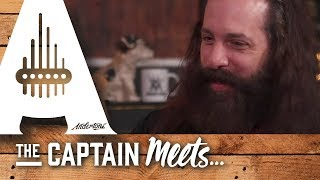 The Captain Meets The Mighty John Petrucci (Dream Theater)