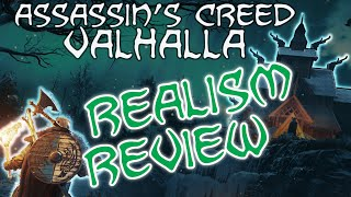 Historical Realism Review: Assassin's Creed Valhalla