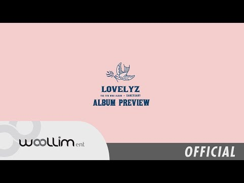 "러블리즈(Lovelyz) ""SANCTUARY"" Album Preview"