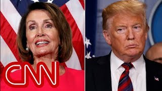 Nancy Pelosi pulls power move on Trump