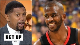 Jalen Rose's advice to Chris Paul: Don't panic or take a pay cut | Get Up