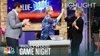 Taye Diggs and Arielle Kebbel Play Clue-Boom - Hollywood Game Night (Episode Highlight)
